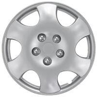 Qty 1 Piece A/m Silver Abs Fits Pt Cruiser 15 Wheel Cover Hub Cap