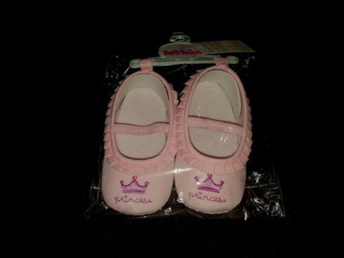 GORGEOUS /' PRINCESS/' COTTON SHOES BY SOFT TOUCH
