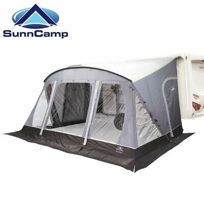 SunnCamp Swift 390 SC Deluxe Porch Caravan Awning ...