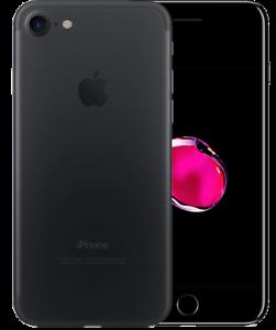 APPLE IPHONE 7 32 GB Black Nero Opaco Grado A/B Usato Ricondizionato Rigenerato