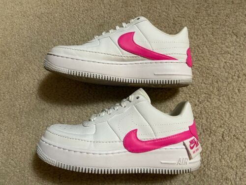 Nike Air Force 1 Jester XX White Pink AO1220-105 W