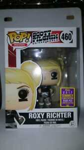 Funko Pop Movies Scott Pilgrim Roxy Richter  w/ Pop Protector