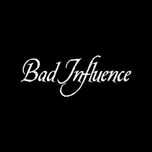 BAD-INFLUENCE-Sticker-Car-Window-Vinyl-Decal-cute-sex-drink-trouble-funny-friend