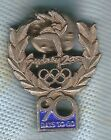 #P26. SYDNEY 2000 OLYMPIC COUNTDOWN PIN - 90 DAYS TO GO, PEWTER