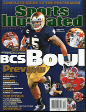 Manti Te'O Sports Illustrated BCS Preview Regional Issue Notre Dame No Label