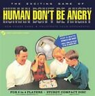 Human Don't Be Angry 5024545634525 CD