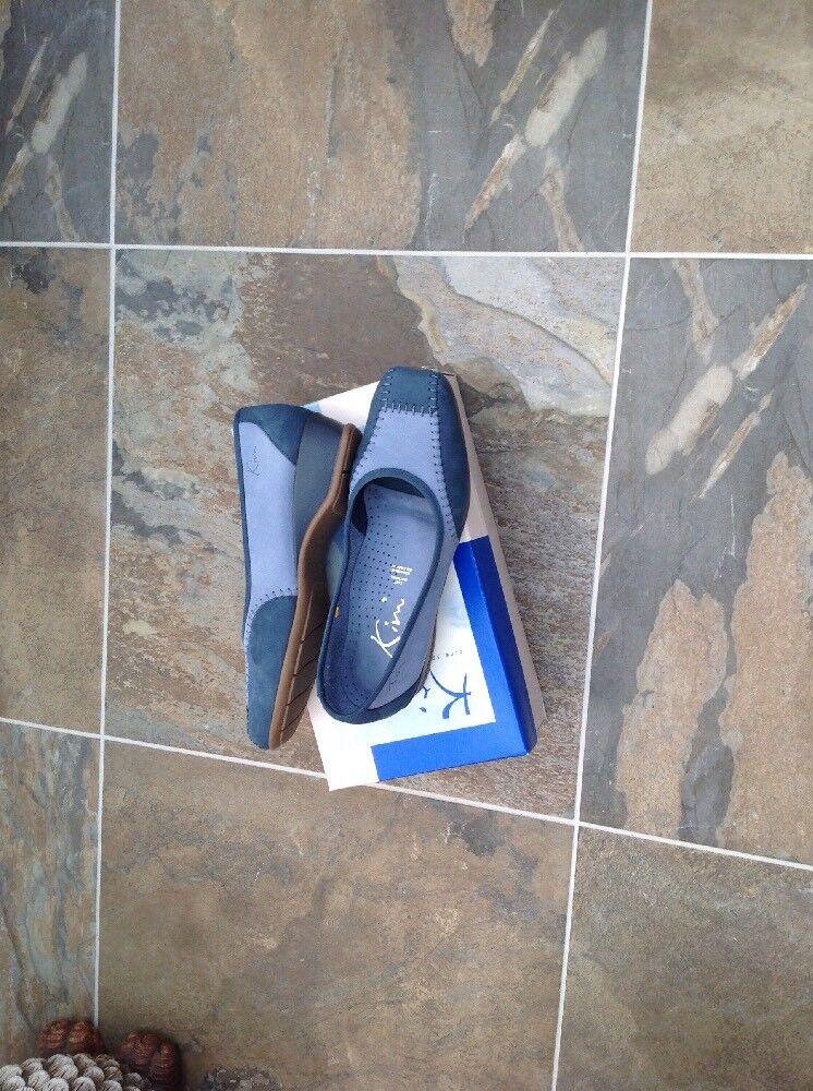 Lalou Kim39 (6) Denim Colours Beautiful Casual Schuhe