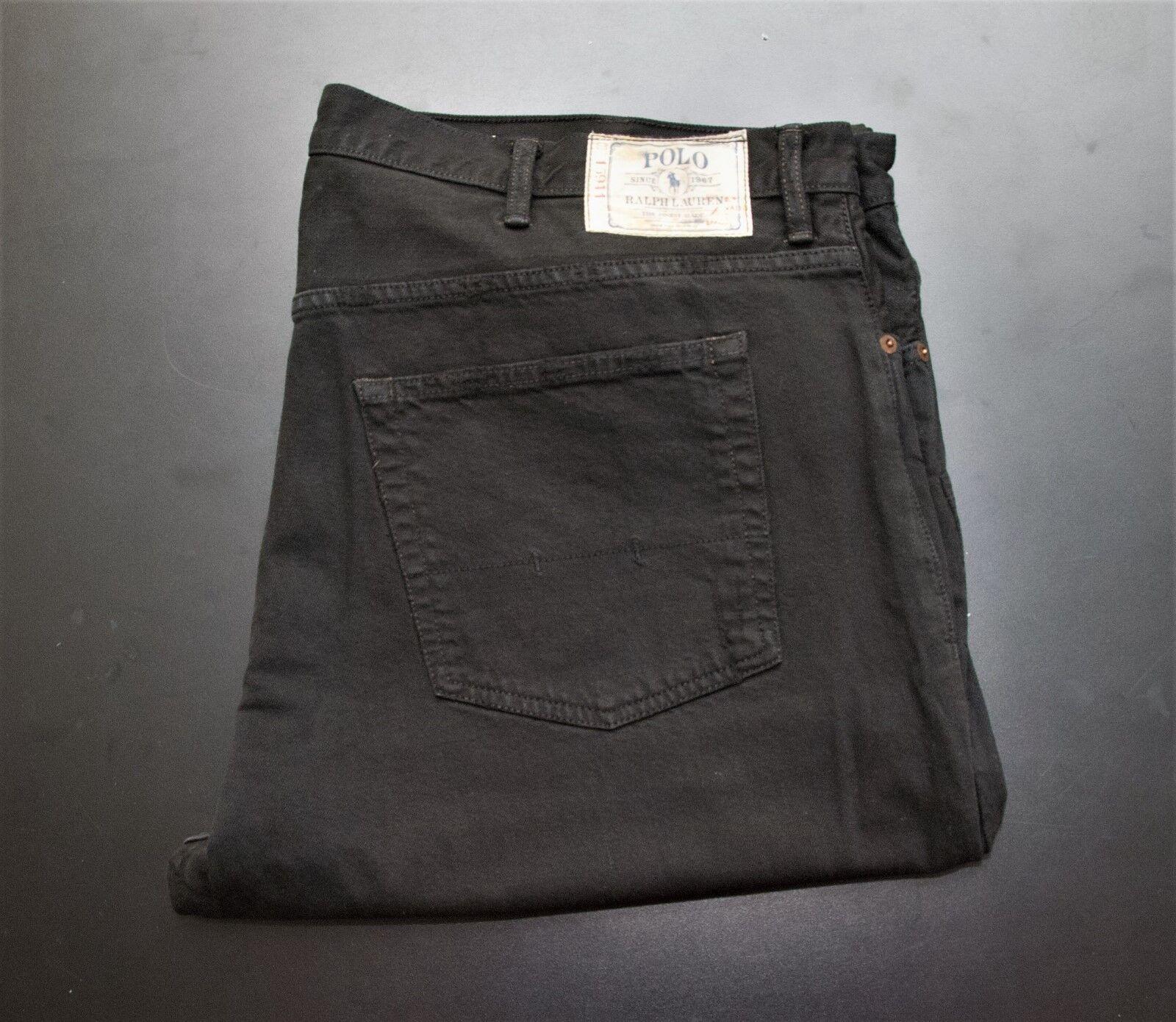 Ralph Lauren Übergröße Jeans Hose Glassic867 Since 1967 schwarz Gr. 48B-32 neuw     | Erlesene Materialien  | Auktion  | Innovation