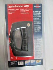 Brennenstuhl Spezial-Detector WMV Art.Nr. 1 29839 0 Holz-Metall-Spannung  (Co36)