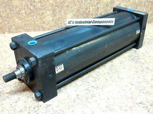 Hydroline-5-034-bore-X-14-034-stroke-pneumatic-cylinder-rear-clevis