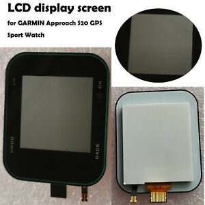 1Pc LCD Display Screen Replacement for GARMIN Approach S20 GPS Watch Repair Part