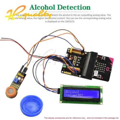 FOR-Arduino Keyestudio Sensor Shield Expansion Board V2 for BBC micro:bit
