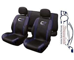 9-Piece-Blue-CP-Sport-Seat-Covers-Fiat-Brava-Bravo-Punto-Panda-500