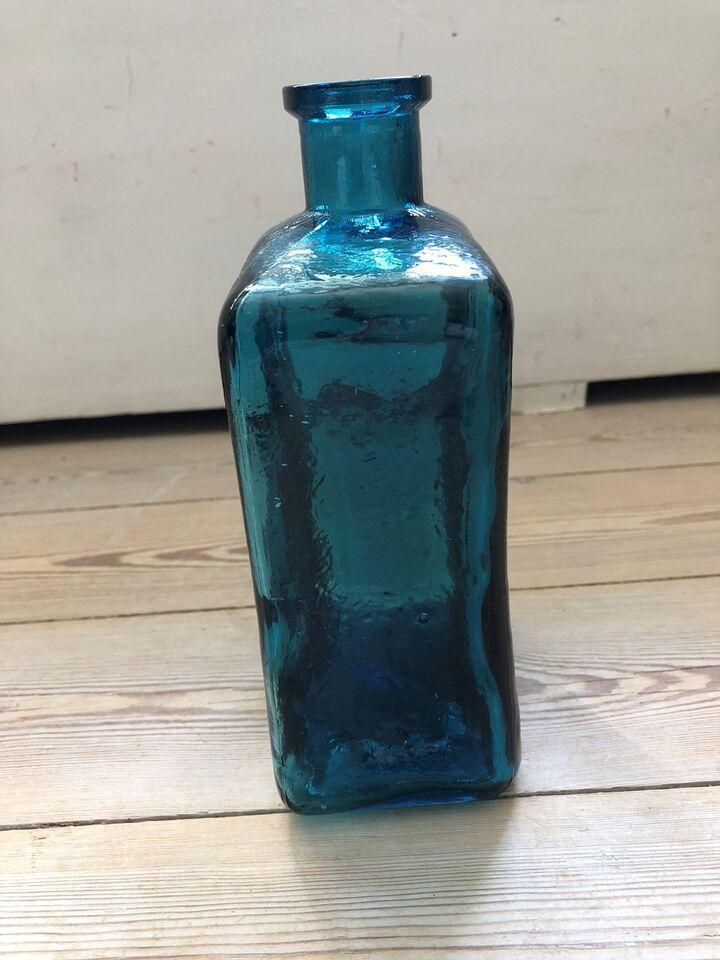 Glas, Flaske / karaffel