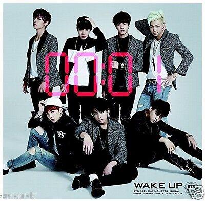 BTS (Bangtan Boys) Japan First Full Album [WAKE UP] (CD only) Regular Edition