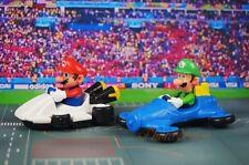 NINTENDO SUPER MARIO BROS BROTHERS RACING CAKE + Lugi Set 2 TOPPER Figur ModellS