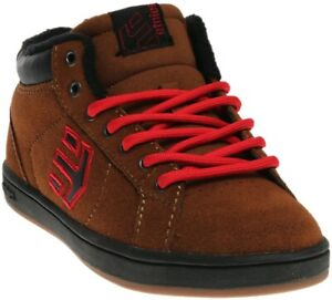 New ETNIESFader Mt - Suede Leather Sneakers - Brown / size 3,5
