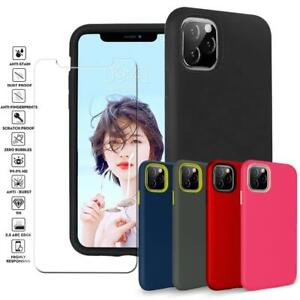 For-iPhone-11-Pro-Max-11-Pro-11-Matte-Slim-Triple-layer-Shockproof-Armor-Case