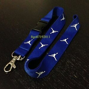 Jordan Lanyard Jumpman in Blue