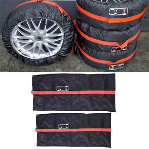 1fc530c5f2 Car SUV Spare Wheel Tyre Tire Protection Storage Bag 13