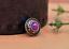 10X-Silver-Tone-Flower-Leather-Craft-Bag-Belt-Purse-Decor-Turquoise-Conchos-Set miniature 60