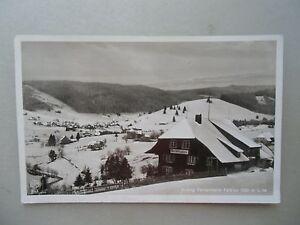 Ansichtskarte-Evang-Ferienheim-Falkau-1942-Schwarzwald