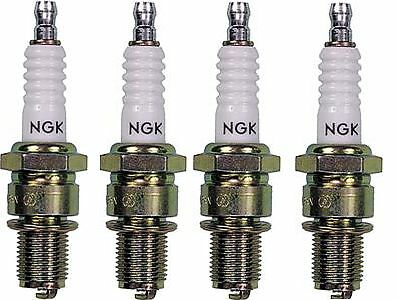 4 NEW NGK CR9EB SPARK PLUGS YAMAHA FX CRUISER HIGH OUTPUT SPORT DELUXE 1100 1000