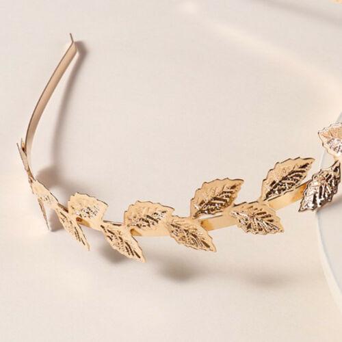 Women/'s Elegant Gold Butterfly Hairband Headband Hair Hoop Accessories Costume