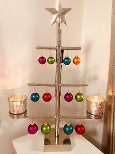 Weihnachten-Kerzenstaender-Weihnachtsbaum-Kerzenhalter-NEU-Weihnachtsstaender