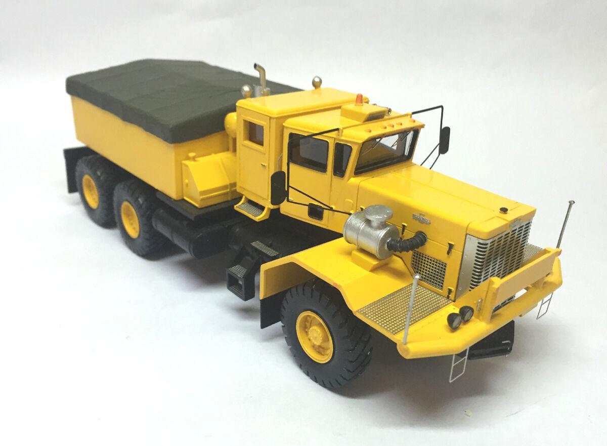 KIT RESIN 150 Oshkosh j30120 6x4 prime moverFANKIT modellos