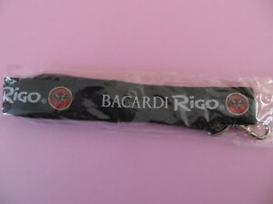 E8 Bacardi Rigo Schlüsselband Lanyard NEU