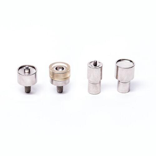 S-Feder Knopf Spindelpresse Ösenpresse Werkzeug für Druckknöpfe ALFA // 15mm