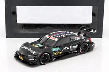 BMW M4 DTM #7 DTM 2016 Bruno Spengler 1:18 Norev
