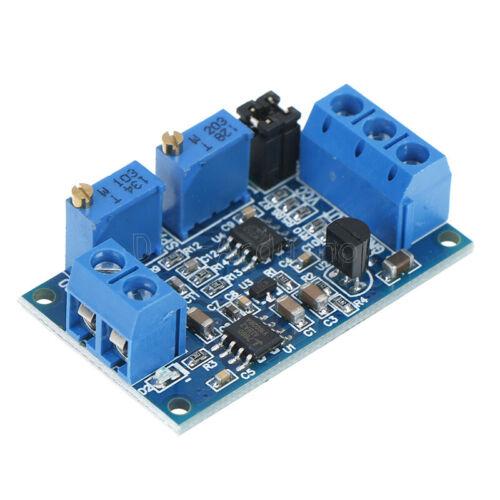 Current to Voltage 0//4-20mA to 0-3.3V 5V 10V Converter Module Analog Arduino