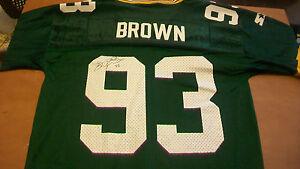 gilbert brown jersey