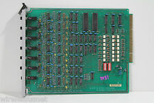 MOTOROLA CENTRAL SITE CONTROLLER 6809 TIB (TRANSMIT INTERFACE BOARD) TRN8663B