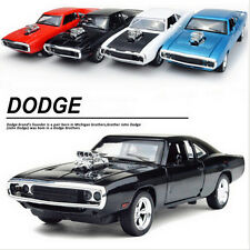 Car Models The Fast And The Furious 1970 Dodge Charger Alloy Diecast