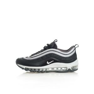Details zu SNEAKERS BAMBINO NIKE AIR MAX 97 Y2K (GS) BQ8380.001 SHOES KIDS LEATHER Nero