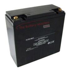 Lawn Mower Battery Ultramax LITHIUM 12V 20AH (Replace 17AH 18AH 19AH 21AH 22AH)