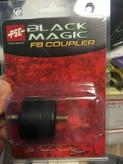 BLACK ***NEW PSE BLACK MAGIC FB COUPLER # PSE01155 Clearance Price!
