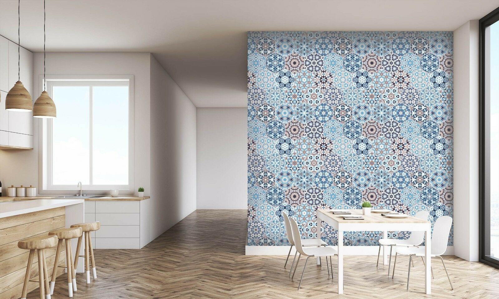 3D Different Patterns 861 Texture Tiles Marble Wall Paper Decal Wallpaper Mural
