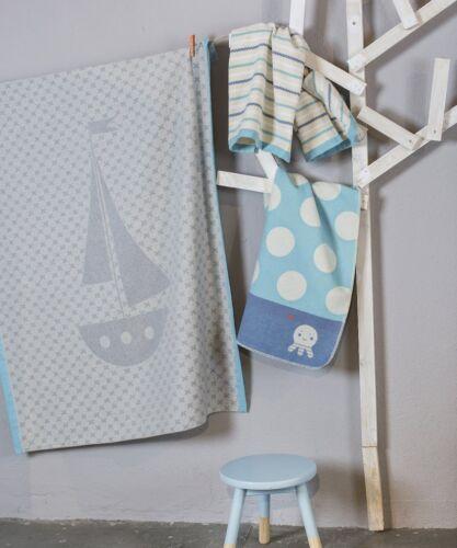 """David Fussenegger Enfants Plafond Ida /""""VOILIER/"""" 100 x 140 cm Feutre-Gris 2812//97"""