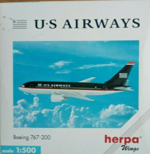 Herpa Wings 1:500 US Airways B767-200