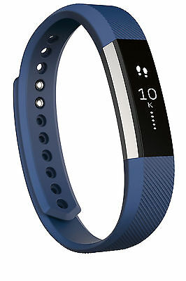 Fitbit Alta Smart Fitness Wristband Activity Tracker Sleep Pedometer Blue Small