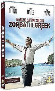 Zorba El Griego DVD Nuevo DVD (0110601083)