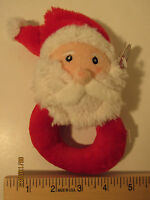 Bearington Baby Santa Rattle Toy 198102 Toys