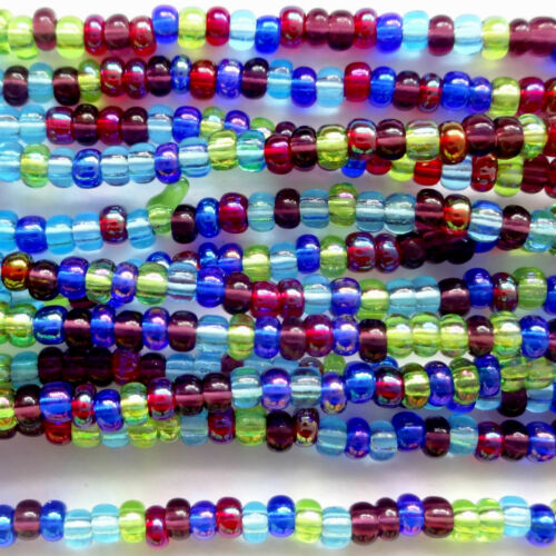 Czech glass seed beads 11//0 6//0 toutes tailles et couleur