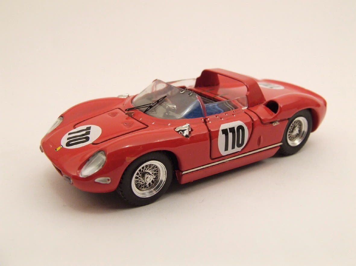 Ferrari 250P Nurburgring 1963 126  Art Model Made in