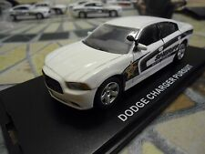 Wake County NC Sheriff's car 1/43 Scale 2014 Dodge Charger Slicktop Diecast car