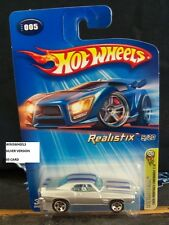 HOT WHEELS 2005 FE #5 -2 1969 PONTIAC FIREBIRD T/A SLVR MAL 05C